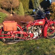 Bags for Indian Scout